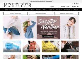 luxurydivas.com
