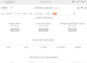 luxurygaragesale.myshopify.com