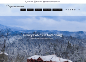 luxurygatlinburgcabins.com