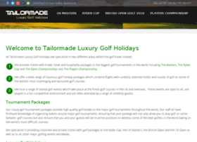 luxurygolfholiday.co.uk