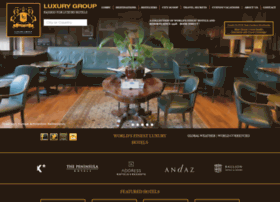 luxurygroup.com