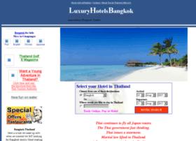 luxuryhotelsbangkok.com