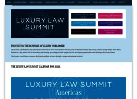 luxurylawsummit.com