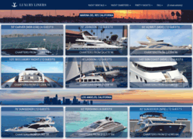 luxuryliners.com
