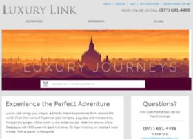 luxurylink.adventurelink.com
