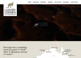 luxurylodgesofaustralia.com.au