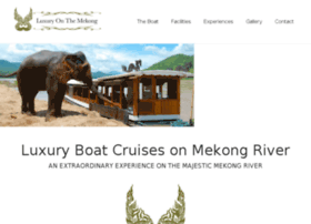luxuryonthemekong.com