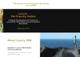 luxurypaw.com