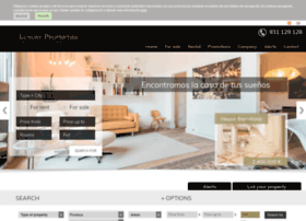 luxurypropertiesbcn.com