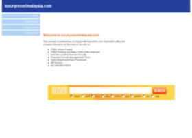 luxuryresortmalaysia.com