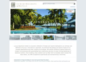 luxuryresorts.com