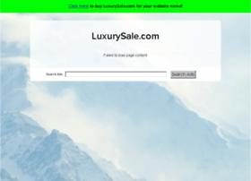 luxurysale.com