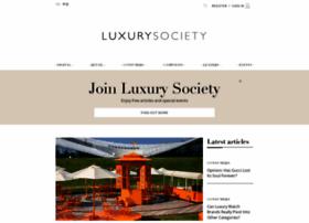 luxurysociety.com