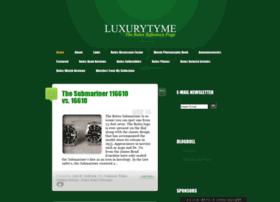 luxurytyme.com