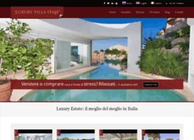 luxuryvillaitaly.com