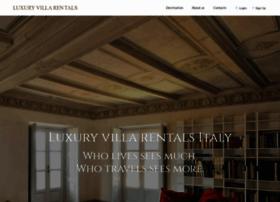 luxuryvillarentalsitaly.com