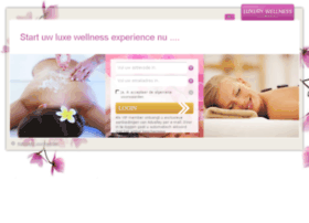 luxurywellnesscompany.com