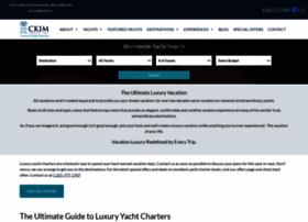 luxuryyachtcharters.com