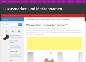 luxus-markennamen.de
