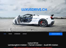 luxusdrive.ch