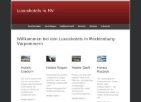 luxushotels-in-mv.de