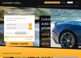 luxusni-vozy.cz