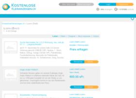 luzern-stadt.kostenlosekleinanzeigen.ch
