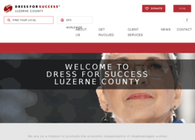 luzernecounty.dressforsuccess.org