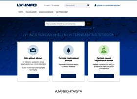 lvi-info.fi