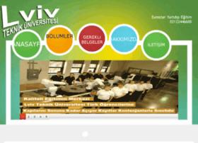lvivteknikuniversitesi.com