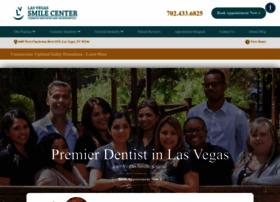lvsmilecenter.com