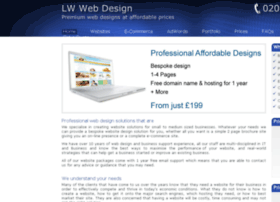 lwwebdesign.co.uk