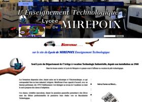 lycee-mirepoix.fr