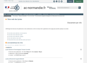 lycees.ac-rouen.fr