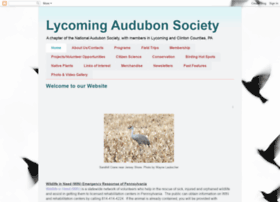 lycomingaudubon.blogspot.com