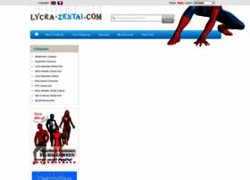 lycra-zentai.com