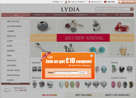 lydiajewellery.com