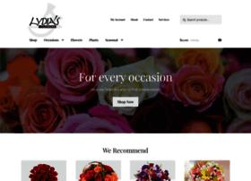 lydiasflowers.com