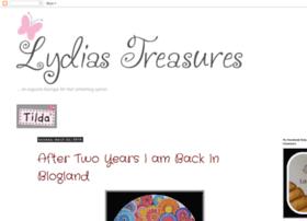 lydiastreasures.blogspot.co.nz