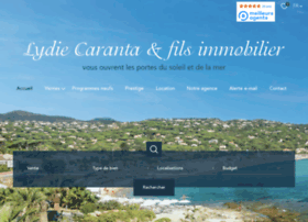 lydiecaranta-immobilier.com