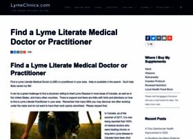 lymeclinics.com