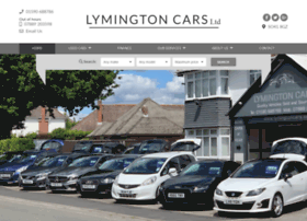 Lymingtoncars.co.uk