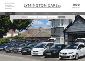 lymingtoncars.co.uk