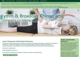 lymmchiropractic.co.uk