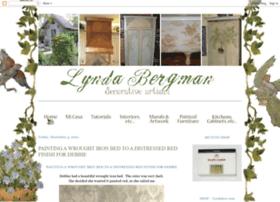 lyndabergmandecorativeartisan.blogspot.com