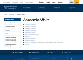 lyndalog.rwu.edu