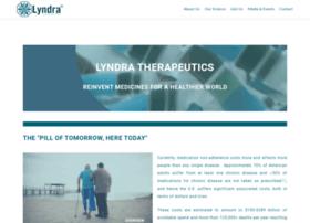 lyndra.com