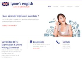 lynnesenglish.com.br