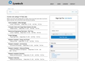 lynntech.applicantpro.com
