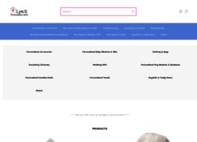 lynspersonalisedgifts.co.uk